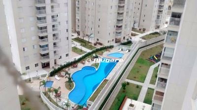 Apartamento Residencial Para Locação, Vila Leonor, Guarulhos. - Ap1466