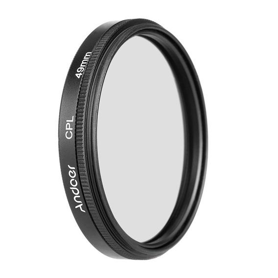 Andoer 49mm Digital Fino Cpl Circular