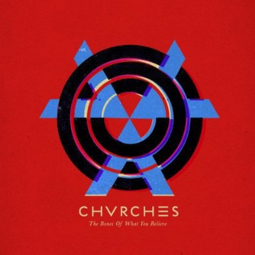 Vinilo - Chvrches - The Bones Of What You Believe - Nuevo