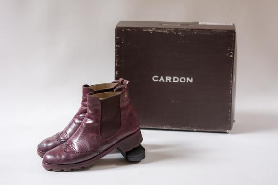 Botineta Cardon