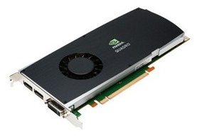 Placa De Vídeo Nvidia Quadro Fx 3800 Pci (1gb-ddr3-256bits)