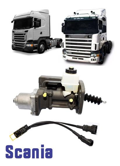 Servo Atuador Embreagem Scania Opticruise R420 2012 A 2019