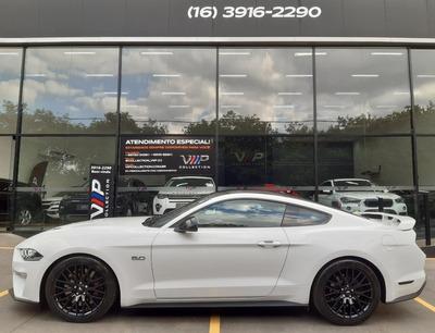 Mustang Gt Premium 2018 Branco