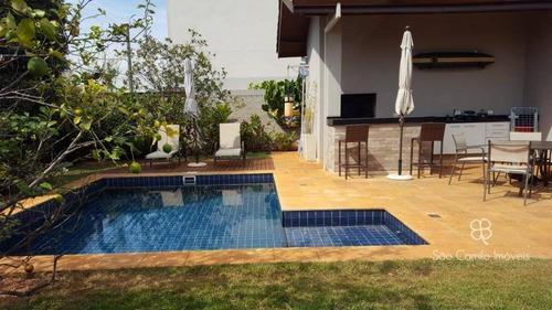 Casa Com 4 Dormitórios À Venda, 283 M² Por R$ 1.550.000,00 - Granja Viana - Carapicuíba/sp - Ca1359