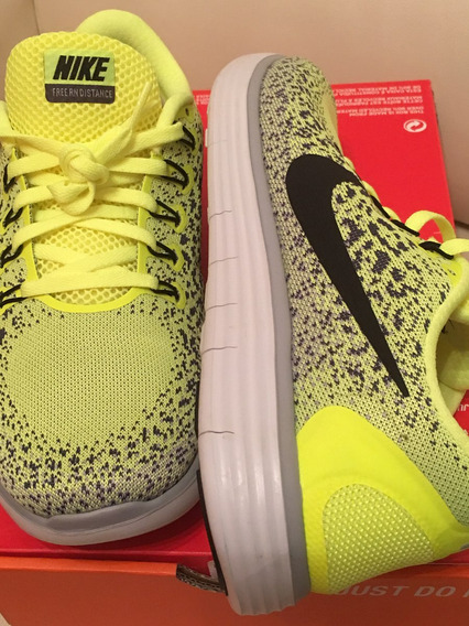 Tenis Nike Free Rn Distance Hombre Correr