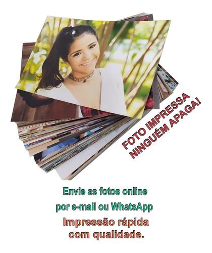 Imagem 1 de 1 de Impressão Fotográfica Com Rapidez E Qualidade
