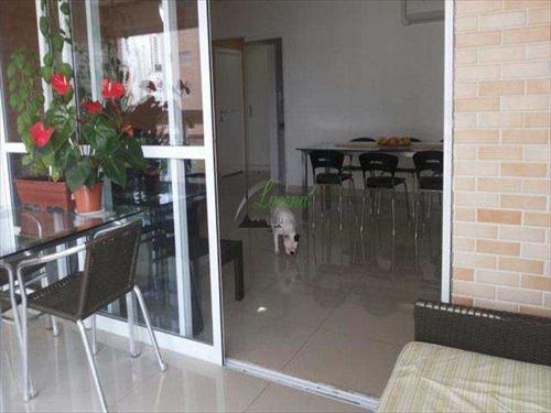 Apartamento Com 03 Dorms, 02 Suítes E 02 Vagas De Garagem - V4723