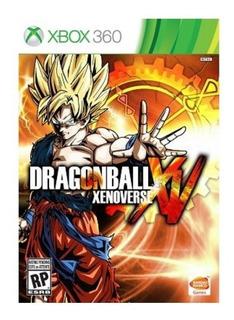 Dragon Ball Xenoverse 360 - Envío Gratis Nuevo