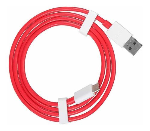 Cargador Rápido De Pared Oneplus De Ee. Uu-solo Cable Tipo C