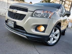 Chevrolet Trax 2014 Ltz 1.8 Piel Q/c Pantalla Posible Cambio