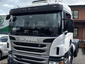 Scania P 360 Ano/modelo 2013