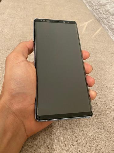 Samsung Galaxy Note 9 Prata Com 512gb E 8gb De Ram