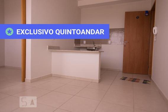 Apartamento No 9º Andar Com 1 Dormitório - Id: 892984669 - 284669
