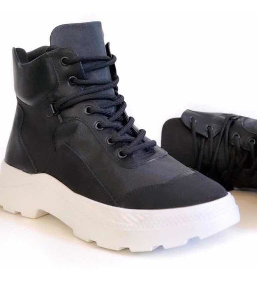 Tênis Chunky Sola Flatform Jogging Tratorado So Pretty Shoes