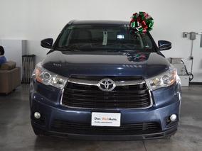 Toyota Highlander 3.5 Xle V6 At