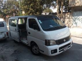 Nissan Urvan 2.4 Dx Larga 15 Pas Ac Mt 2003