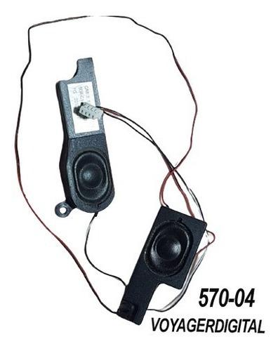 Para Laptop,bgh Positivo C510,parlantes,50r-c14012-0201