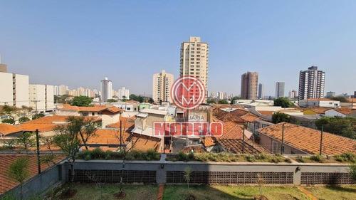 Apartamento, 190 M² - Venda Por R$ 620.000,00 Ou Aluguel Por R$ 2.200,00/mês - São Judas - Piracicaba/sp - Ap3018