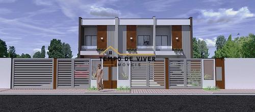 Imagem 1 de 15 de Sobrado Em Condominio - Alto Boqueirao - Ref: 284 - V-tdv282