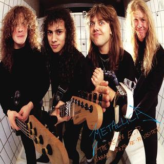 Cd Metallica The Garage Days Ep Cd Nuevo Original En Stock