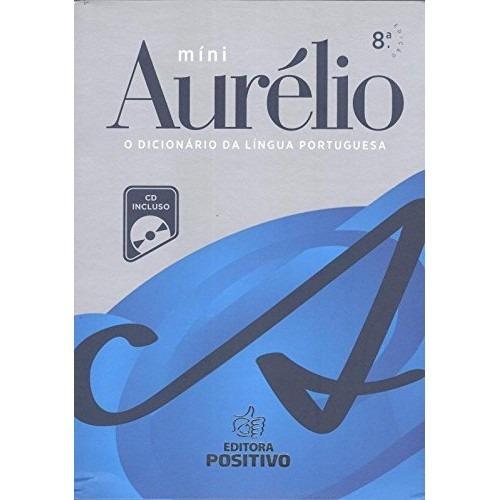 Míni Dicionário Aurélio De Língua Portuguesa - Frete Grátis
