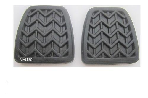 Imagem 1 de 6 de Capa Pedal Freio Embreagem Toyota Corolla Hilux Sw4 Todos
