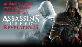 Assassins Creed Revelations Original Pc Online Uplay Frete G