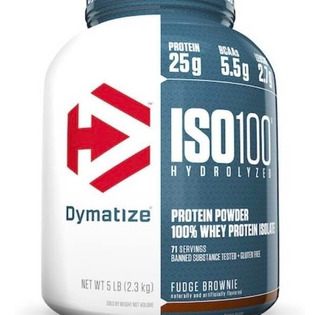 Iso 100 - 100% Hidrolyzed (2258g) - Dymatize