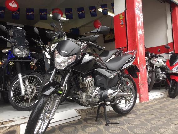 Honda Cg Titan Ex 2011 Toda Cromada Shadai Motos