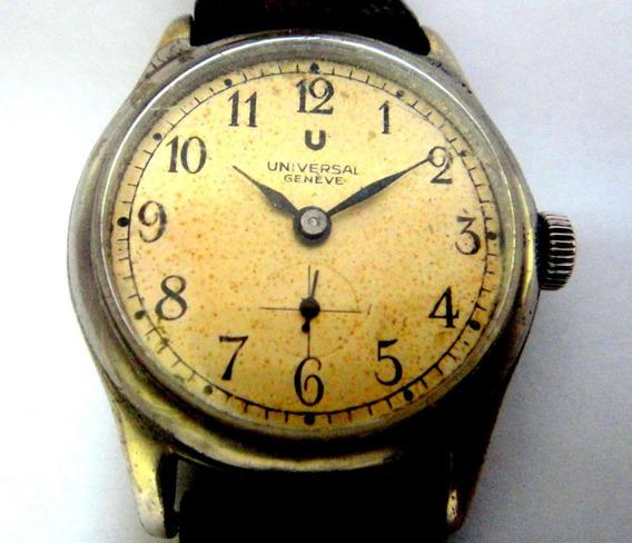 Relógio Universal Geneve Antigo Automático