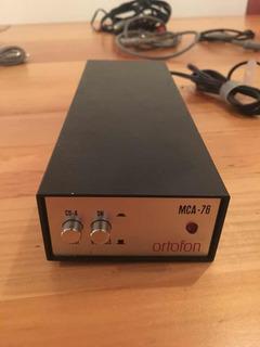 Amplificador Ortofon - Denmark -