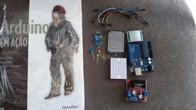 Kit Arduino Uno + Brinde