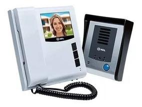 Video Porteiro Eletrônico Hdl Color Infra Sense Classic S