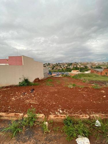 Terreno À Venda, 360 M² Por R$ 90.000,00 - Columbia - Londrina/pr - Te0488