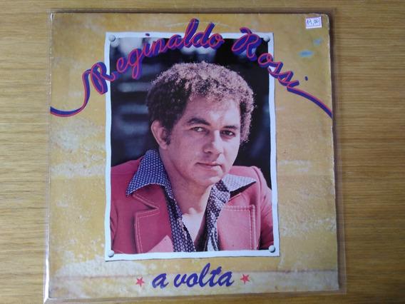 Lp Vinil Reginaldo Rossi A Volta