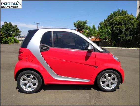 Smart Fortwo - 2013 - Vermelho, 1.0 Turbo !!
