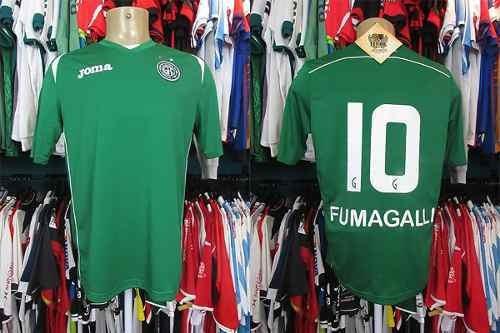 Guaraní 2015 Camisa Titular Tamanho P Número 10.