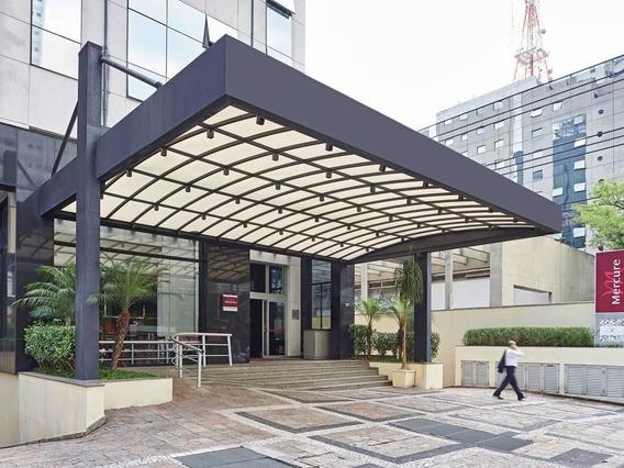 Flat Próx A Paulista Para Investimento - Sf3232