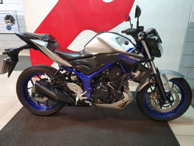 Yamaha Mt03 Std