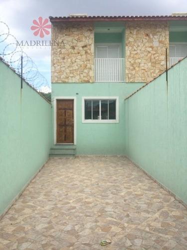 Imagem 1 de 15 de Casa Sobrado Em Jardim Piratininga  -  São Paulo - 793