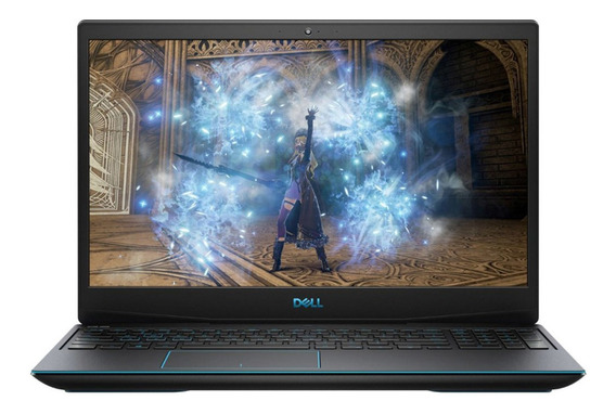 Notebook Gamer Dell I7 9750h 32gb Ssd 512gb Fhd Gtx1660ti