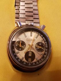 2263aa42b9e6 Reloj De Pulsera Vintage Citizen Chronograph Devil