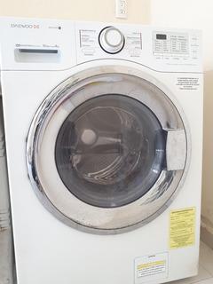 Lavadora Secadora Daewoo 10kg Dwc1011w Para Reparar/no Envio