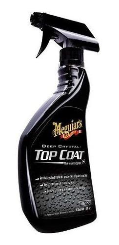 Spray P/ Sellador Deep Crystal Topcoat P/meguiars #1068 Meguiars G004-32-14-06