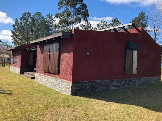 Vendo O Permuto Casa La Floresta 3 Dorm Nueva Amplia Moderna
