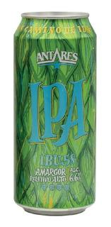Ipa Cerveza Artesanal Antares Lata 473ml X 6