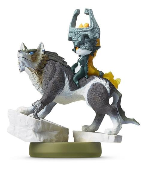 Amiibo Wolf Link Twilight Princess Legend Of Zelda Link Lobo