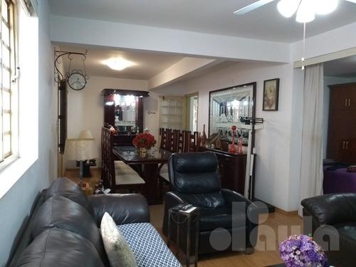 Casa Térrea C/ 546m² Vila Bastos - 1033-11254