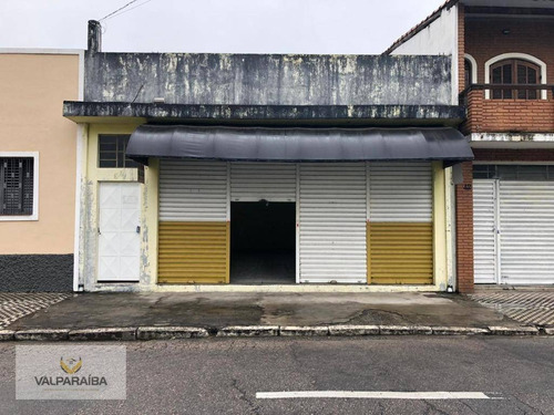 Imagem 1 de 5 de Ponto, 120 M² - Venda Por R$ 879.900,00 Ou Aluguel Por R$ 2.160,00/mês - Vila Maria - São José Dos Campos/sp - Pt0010