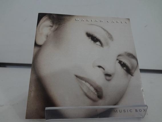 Cd Mariah Carey - Music Box (trekus Vintage)